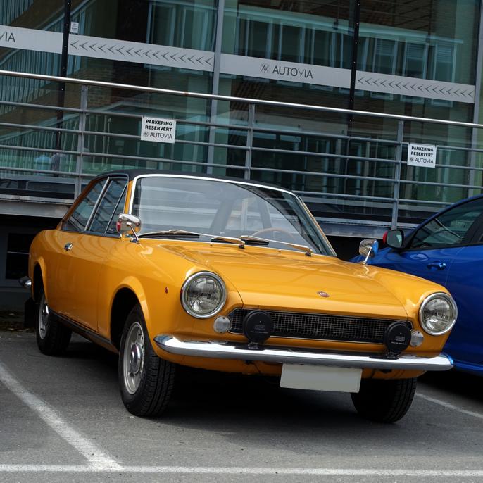 Fiat 124 Sport CoupéSpider Terjes biler Se de