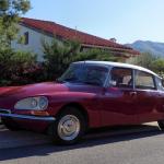 1957-1967 Citroën DS.