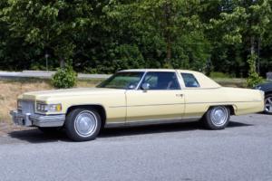 1975 Cadillac Deville