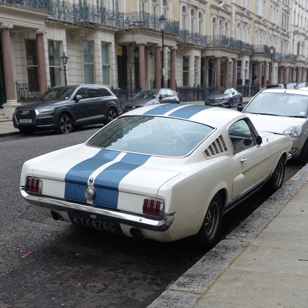 carspotting i london