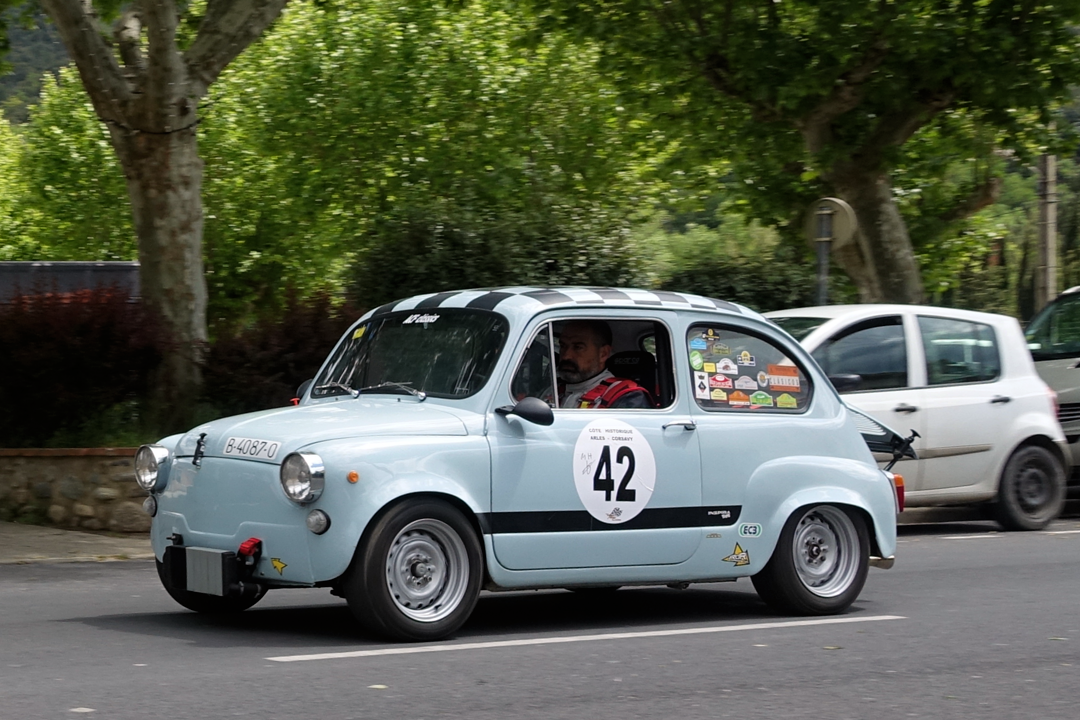 Seat 600 Rally