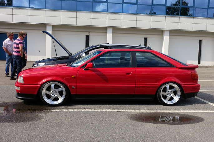 Audi coupe B3