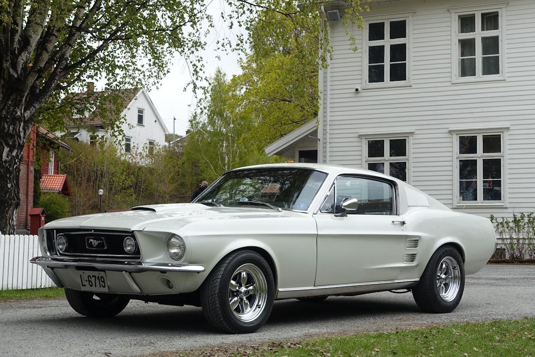 Drammen Mustang