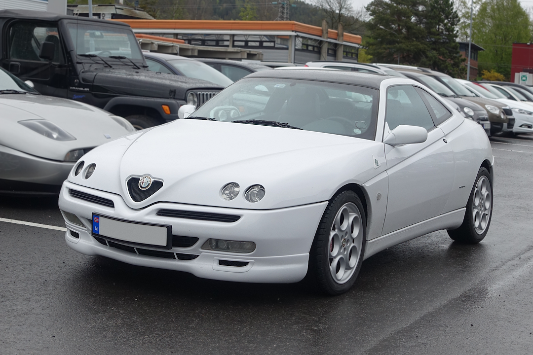 Alfa Romeo GTV 2,0 T V6 Quadrifoglio (serie 1)