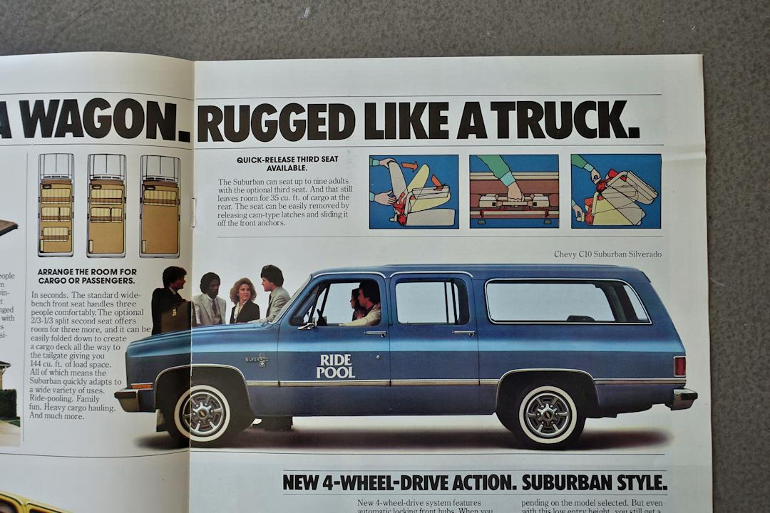 1981 suburban