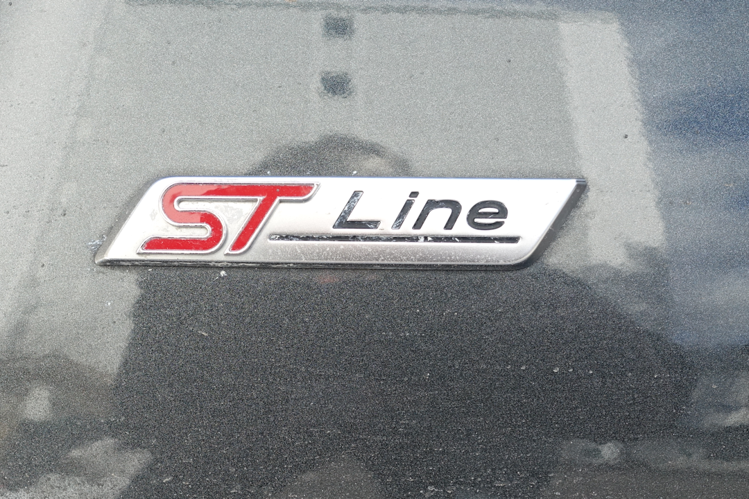 mondeo st-line