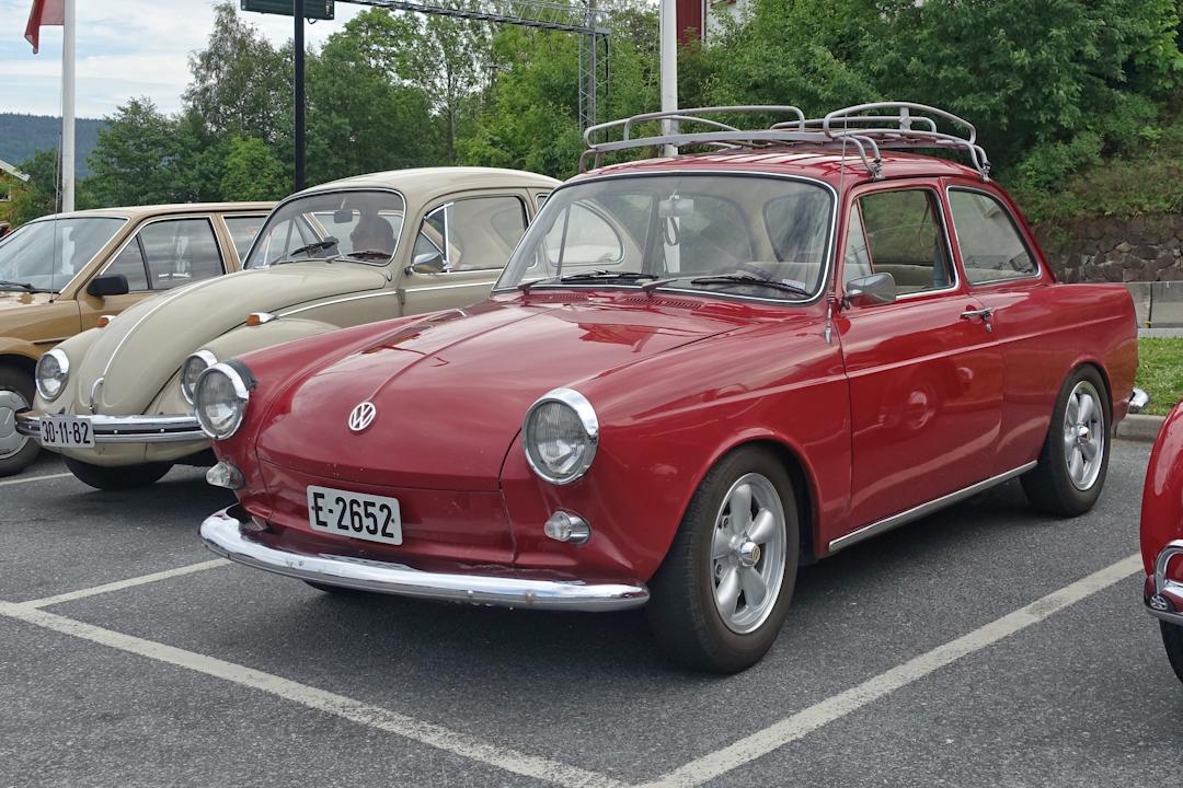 veteran VW klubben
