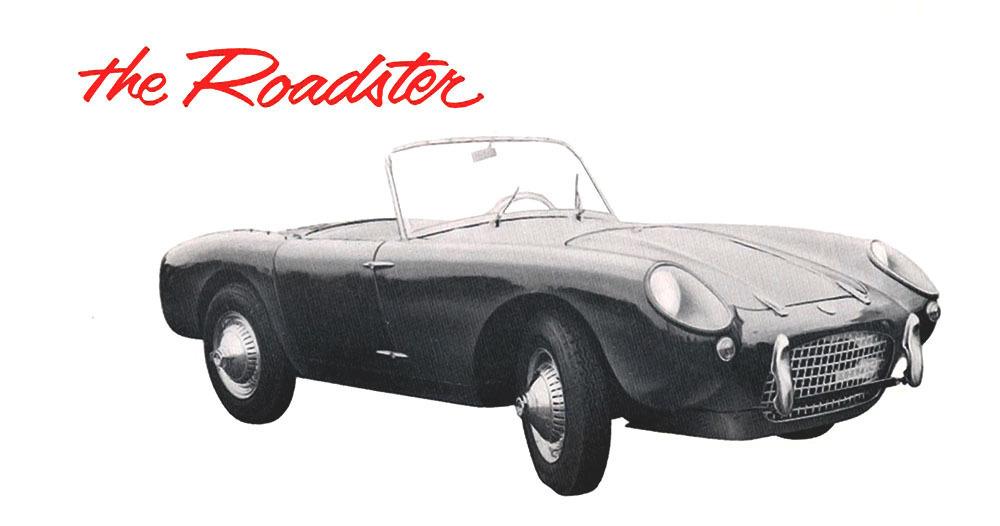 berkeley roadster